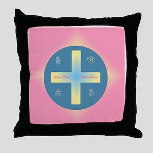 Christos Anesti Throw Pillow