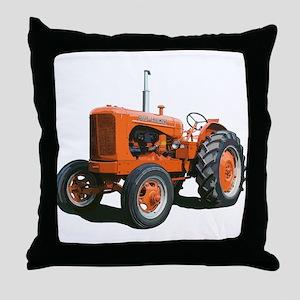 The Model WF Throw Pillow