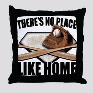 NoPlaceLikeHome copy Throw Pillow