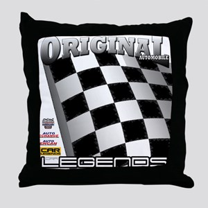 Original Automobile Legends Series Throw Pillow