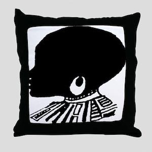Sistah Throw Pillow
