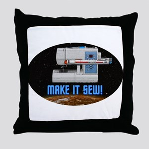 ST: Make It Sew Throw Pillow
