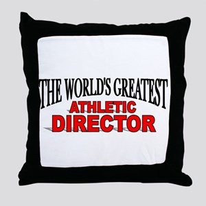 """""""The World's Greatest Athletic Director"""" Throw Pil"""