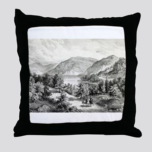 View on the Potomac - Near Harper's Ferry - 1866 T