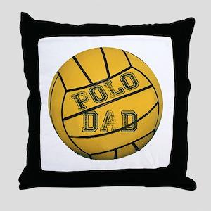 Polo Dad Throw Pillow