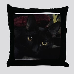 The Little Jerry Throw Pillow
