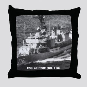 wiltsie framed panel print Throw Pillow