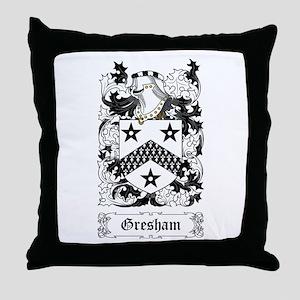 Gresham Throw Pillow