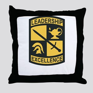SSI - US Army Cadet Command Throw Pillow