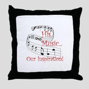 Our Inspiration Throw Pillow