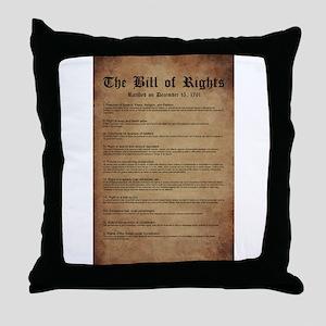 Billofrights Throw Pillow