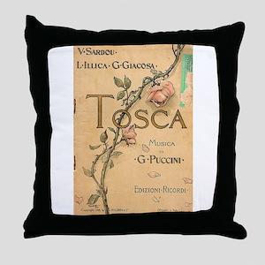 opera art Throw Pillow