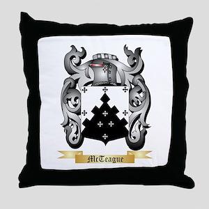 McTeague Throw Pillow