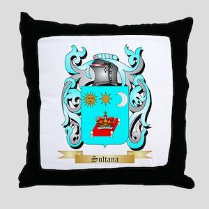 Sultana Throw Pillow
