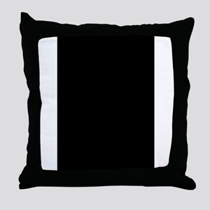 Perforator Drill Bit Throw Pillow