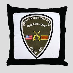 Vietnam MP Throw Pillow