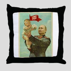 babytrump Throw Pillow