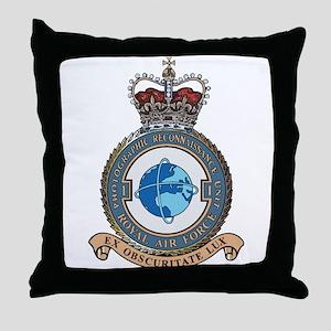 1 Photo Recon Unit RAF Throw Pillow