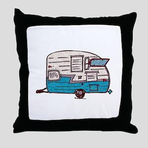 Shasta Airflyte Throw Pillow