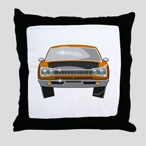 Super Bee Throw Pillow