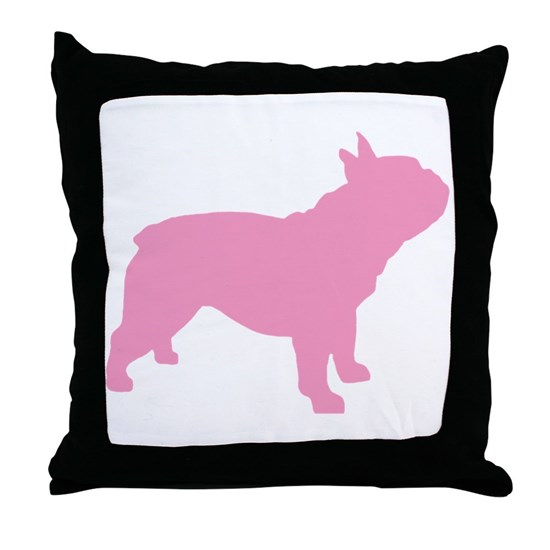 Pink french Bulldog
