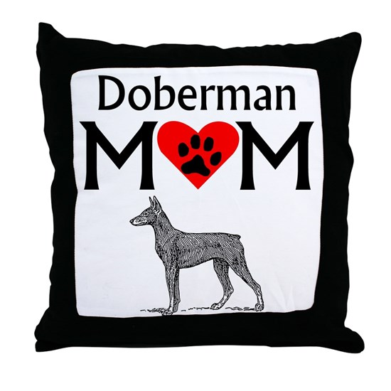 Doberman Mom