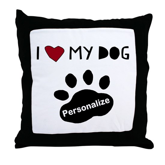 Personalized Dog