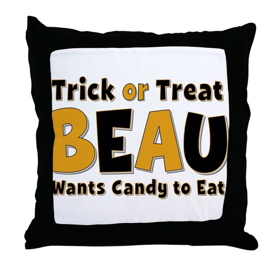 Beau Trick or Treat