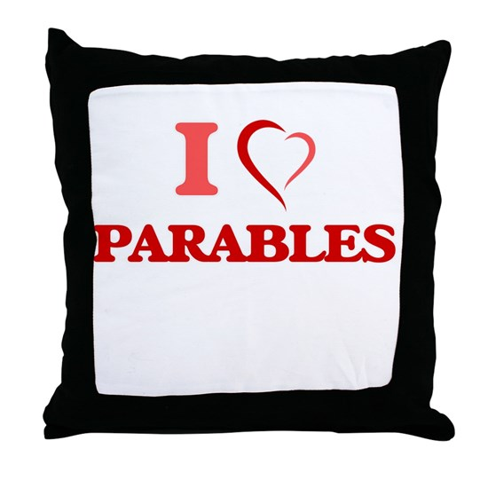 I Love Parables