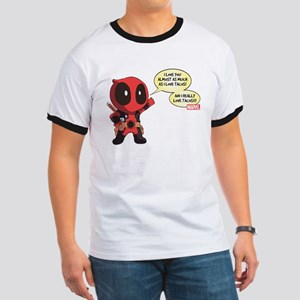 Deadpool Love Tacos Ringer T