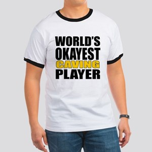 Worlds Okayest Caving Player Designs Ringer T