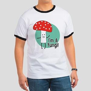 I'm A Fungi Ringer T