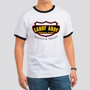 Candy Andy Ringer T