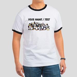 Custom Penguins T-Shirt