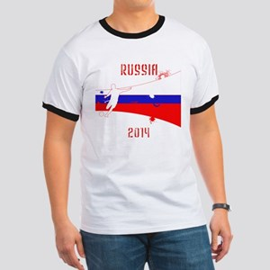 Russia World Cup 2014 Ringer T