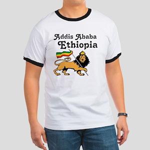 Addis Ababa, Ethiopia Ringer T