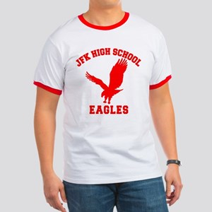 Seinfeld JFK High School Ringer T