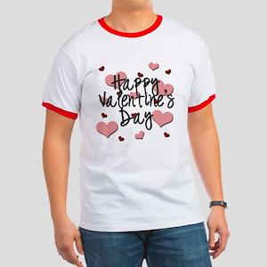 Valentine's Day Ringer T