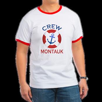montauk crew t-shirt