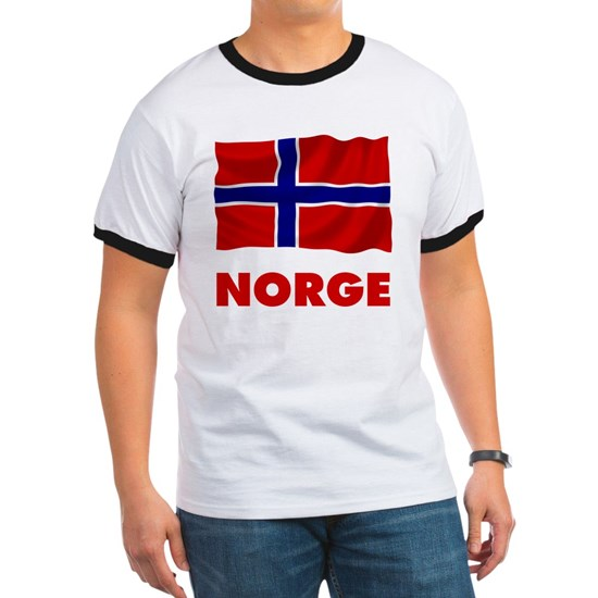 Norway Norge Flag