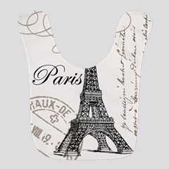 Vintage Eiffel Tower Shower Curtain by Designs by Heather