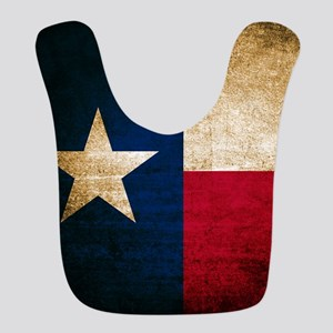Vintage Flag of Texas Bib
