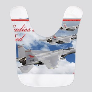 Ladies in Red F-15 Eagles of the 123rd Bib
