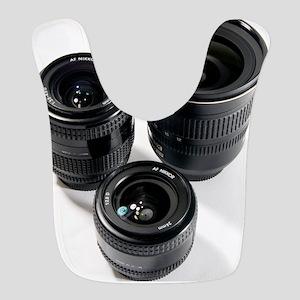 Camera lenses Bib