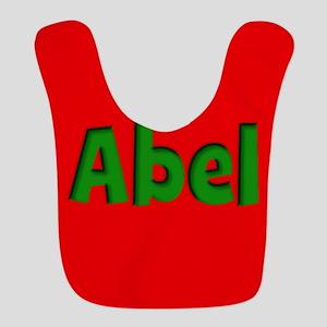 Abel Red and Green Bib