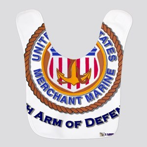 merchant Marine 4th arm Bib