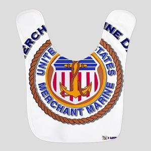 merchant Marine dad Bib