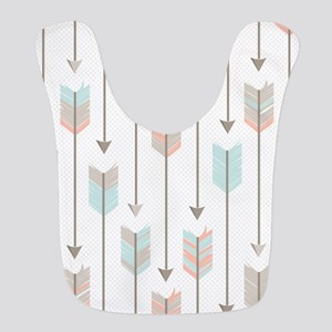 Bohemian Tribal Arrows Pattern Bib