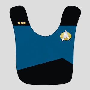 Star Trek: TNG Blue Science Commander Bib
