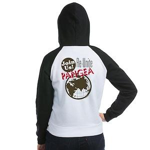 Re-Unite Pangea Women's Raglan Hoodie
